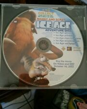 Ice Age Adventure Disc - Manny and Scrat (Disc Only) PC GAME - FREE POST