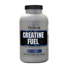 Twinlab Creatine Fuel Strength Energy Enhancing Supplement - 300 Capsules