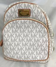 Michael Kors Large Jet Set Backpack/ New w/Tags