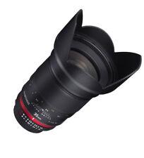 Samyang 35mm F1.4 AS IF UMC f/1.4 Wide Angle Lens + Free Gift