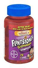 Flintstones Gummies Complete, 70 each