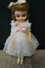 """New listing Vintage 14"""" Betsy McCall Doll dressed in Birthday Party Outfit #14C in Box"""