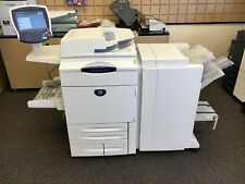 Xerox DocuColor 242 w/ Fiery and Booklet Maker 720k Impressions Color Copier