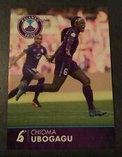 2017 Orlando Pride Chioma Ubogagu #6 Trading Card Womens Soccer NWSL Stanford Verzamelkaarten: sport