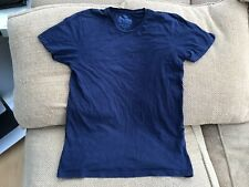 Next Boys 38 Inch Navy T-shirt Hardly Worn In Very Good Condition