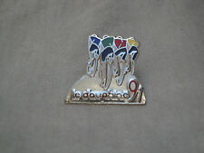 Pin Cyclisme Le Dauphiné 91
