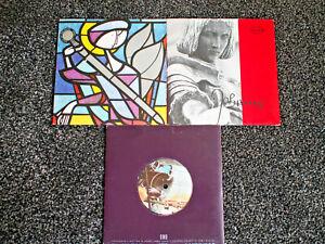 "OMD 3 X 7"" SINGLES BUNDLE JOAN OF ARC, MAID OF ORLEANS, SOUVENIR ALL EX"