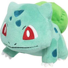 "Pokemon Series All Star Collection (PP17) Bulbasaur 4"" Sanei Plush Pokemon Go"