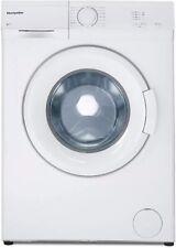 Montpellier MW6001P Freestanding Washing Machine - White