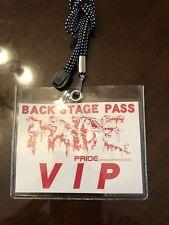 PRIDE FC 2000 Grand Prix VIP Backstage Pass! DSE UFC SEG