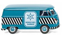 """#079716 - Wiking VW T1 Kastenwagen """"Henschel Service"""" - 1:87"""