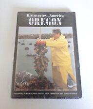 Discoveries America: Oregon [DVD] DVD USA U.S.A Bennett-Watt Crane Mills Cheese