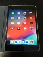 Apple iPad Mini 4 64GB, Wi-Fi, 7.9in, Space Gray/Black + CSR Case