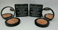 EVE PEARL LOT of 2 Dual Salmon Concealer & Treatment Medium/Tan  .115 oz BOXED