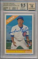 2015 Topps Heritage Addison Russell Real One Autographs RC BGS 9.5 Auto 10 #6647