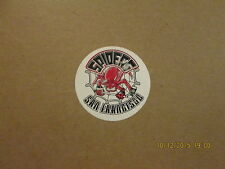 IHL San Francisco Spiders Vintage Defunct Team Sticker