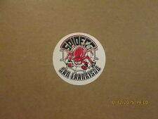 IHL San Francisco Spiders Vintage Defunct Team Sticker