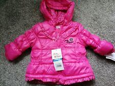 New Baby Girl Winter Jacket 0 3 Months tom et kiddy