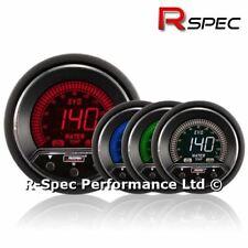 Prosport 52mm Premium Evo Peak / Adustable Warning LCD Water Temperature Gauge