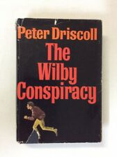The Wilby Conspiracy by Peter Driscoll (HC)-Good 1st Edition