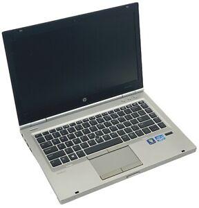 HP EliteBook 8470p i5 3320M 2,6GHz 4GB 320GB FP Cam engl. (Akku defekt) B-Ware