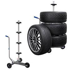Felgenbaum fahrbar Reifen Felgen bis 255 mm Reifenständer Reifenbaum Reifenwagen