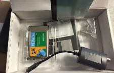 CARTE PCMCIA ETHERNET ET COAX OVISLINK NE 2000