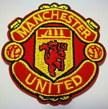 Man U Embroidered Iron Patch A2820