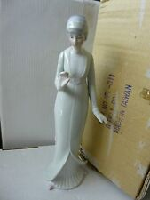 "New ""Mimi"" Porcelain Fashion Lady Figurine dating from 1980s in plain brown box"