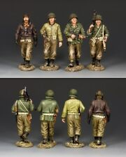 KING & COUNTRY D DAY DD239 U.S. GANG OF HERO'S MIB