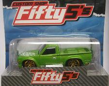 Maisto Datsun 1975 Datsun Truck 620 Green 8.5cm long