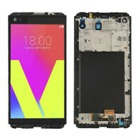 For LG V20 F800 H910 H915 H918 H990 VS995 OEM LCD Screen Touch Digitizer Frame