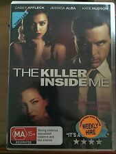 The Killer Inside Me - DVD - Casey Affleck, Jessica Alba, Kate Hudson