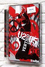 U2: Vertigo 05- Live from Chicago (DVD) REGION-4, LIKE NEW FREE POST AUS-WIDE