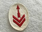 WW2 German Navy Soundman Trainee,Petty Officer Course Rate,Rank,Badge Red/White