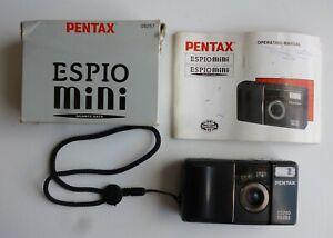 PENTAX Espio Mini Camera in Box (USED)