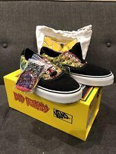 8071a2a4508 Vans x Bad Brains Lowtop Era classics Size 11 Ltd. Ed. Skate Punk mint
