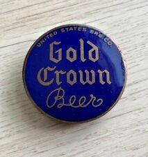 Gold Crown - Tap Knob Insert