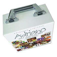 Adriano Celentano Gli Anni Music Jolly 1958/63 Box 45 giri Ltd.ed red vinyl