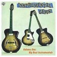 Instrumental Gems Vol 1 CD NEW Joe Brown/Flee-Rekkers/Eagles/Remo Four+