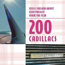 200 Cadillacs by Various Artists CD New Sealed 2003 Image Entertainment Audio