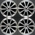 Infiniti G37 Hyper Silver 19 Oem Wheel Set 2008 To 2010
