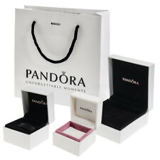 Genuine PANDORA Packaging, Charm,Ring,Bracelet,Gift Boxes, Bags and Ribbon