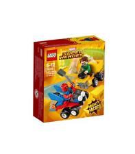 Ladrillo y Costruzioni Lego 76089