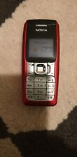 Nokia 2310 Red Mobile Phone Virgin Mobile Network