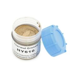 20g Gold Silicone Compound Thermal Grease Paste For CPU Heatsink Chipset Kühlung