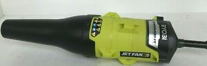 RYOBI RYAXA22 EXPAND-IT JET FAN LEAF BLOWER ATTACHMENT 40 VOLT, GR