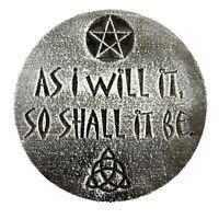 The Emperor Tarot Card Mold Resin Bath Bomb Soap astrology occult fortune 6.7 oz