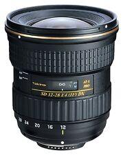 Tokina 12-28mm F4 en-x Pro DX Lente para Canon