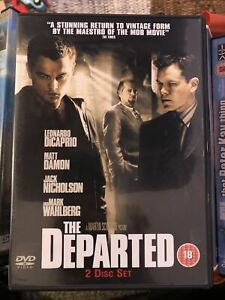 The Departed (DVD, 2007, 2-Disc Set) 18